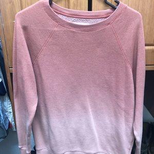 AE ombré sweatshirt
